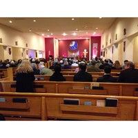 Photo taken at St. Charles Parish Catholic Church by Nate V. on 4/5/2014