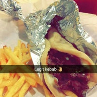 Photo taken at Boy Shawarma by Kenneth S. on 10/14/2015