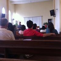 Photo taken at Igreja Batista Nova Gileade by Priscila P. on 5/5/2013