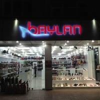 Photo taken at Baylan ayakkabi by Talha B. on 4/20/2013