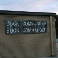 Photo taken at Duck Commander Headquarters by Michael S. on 5/27/2013