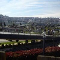 Photo taken at Miniatürk - Panorama 1453 by Gönül Y. on 4/13/2014