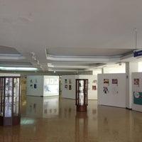Photo taken at Biblioteca Departamental Jorge Garcés Borrero by Carlos M. on 5/17/2013