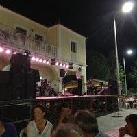 Photo taken at Πλατεια Βλαχιωτη by Nikos L. on 7/19/2013