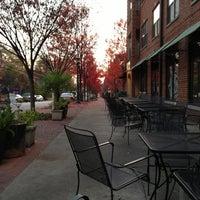 Photo taken at Inman Perk Coffee by Jonathan B. on 11/23/2012