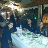Photo taken at Hidden Wall Restaurant by Seha K. on 3/9/2014