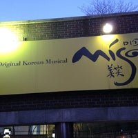 Photo taken at Miso Orignal Korean Musical by Ferds F. on 2/20/2014