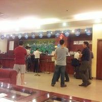 Photo taken at 汉庭快捷酒店 Hanting Inns by CharLeson T. on 10/16/2012