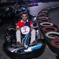 Photo taken at Florya Karting by Ümit on 7/21/2013