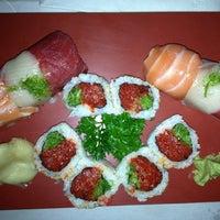 Photo taken at Yuka Japanese Restaurant by Frank on 7/7/2013