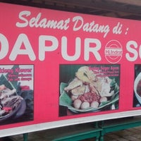 Photo taken at Dapur Solo by Jacky O. on 1/20/2016