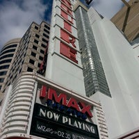Photo taken at Esquire IMAX Theatre by Stephanie L. on 9/22/2013