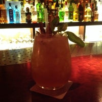 Photo taken at BASA - Basement Bar & Restaurant by Flor V. on 11/16/2013