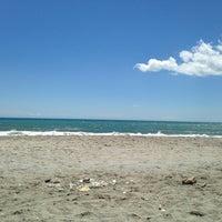 Снимок сделан в Playa La Torrecilla пользователем Alba L. 5/18/2013