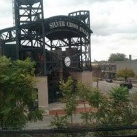 Photo taken at Amtrak/Metra Joliet Union Station (JOL) by Nick K. on 10/14/2012