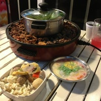 Photo taken at Kapten Steamboat & Grill by Otro N. on 4/7/2013