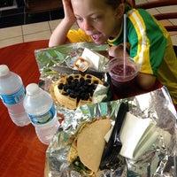 Photo taken at Balance Cafe & Smoothies by Jenna M. on 5/10/2014