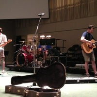 Photo taken at Central Church by Marty S. on 5/25/2013