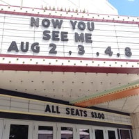 Photo taken at Penn Theatre by Diana O. on 8/4/2013
