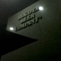 Photo taken at Bogotá Beer Company by Monica R. on 5/1/2013