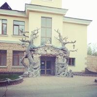 "Photo taken at Гостиница ""Парк-отель"" by Pavel L. on 10/3/2013"
