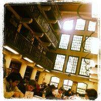 Photo taken at Biblioteca George Alexander by Isabele C. on 10/29/2013