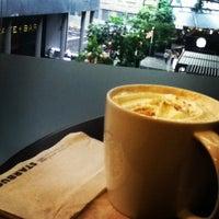 Photo taken at Starbucks by Kristin M. on 10/29/2012
