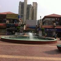 Galleria Market Gurgaon Haryāna