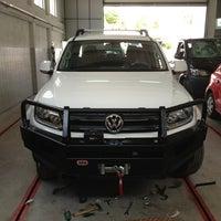 Photo taken at Volkswagen Mercan Otomotiv by Arda A. on 7/19/2013