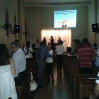 Photo taken at Igreja Batista Nova Gileade by Wiliam P. on 5/12/2013