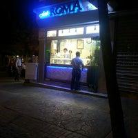 9/7/2013 tarihinde Çınar C.ziyaretçi tarafından Roma Dondurmacısı'de çekilen fotoğraf