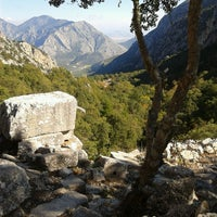 10/19/2013 tarihinde İsminurziyaretçi tarafından Termessos'de çekilen fotoğraf