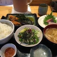 Photo taken at 魚串 然 by Toshinori on 6/15/2016
