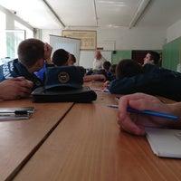 Photo taken at Технический пожарно-спасательный колледж № 57 им. В. М. Максимчука by Maxim F. on 5/13/2013