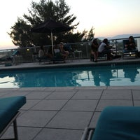 Photo taken at Pool @ NoHo 14 by Elle S. on 8/11/2013