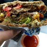 Photo taken at Burger House by Ashckan Y. on 12/19/2014