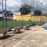 Photo taken at Big Soccer by Gisele Rogério L. on 12/3/2013