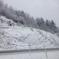 Photo taken at Zonguldak - Ereğli Yolu by Ertuğ E. on 12/7/2013
