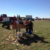 Photo taken at 32nd Annual Illinois Hand Cornhusking Contest by Steve L. on 10/1/2013