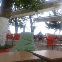 Photo taken at Aheste Cafe & Bar by Halil Ş. on 6/30/2013