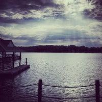 Photo taken at Woodlake Boathouse by Matt H. on 9/21/2013