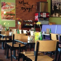 Photo taken at Camilles Sidewalk Cafe by Zoenís I. on 4/25/2013