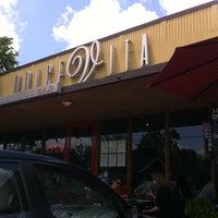 Photo taken at Dolce Vita Gelato & Espresso by Deirdre H. on 4/21/2013