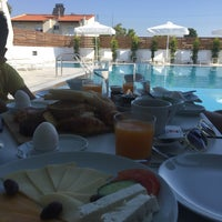 Photo taken at The OAK Hotel by Gizem T. on 8/25/2015