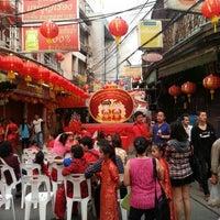 Photo taken at เทศกาลไชน่าทาวน์เมืองเชียงใหม่ by Foxeel A. on 2/10/2013
