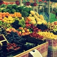 Снимок сделан в Лефортовский рынок пользователем 💐Оля-ля💐 7/21/2013