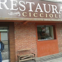 Photo taken at Restaurante Cicciolina by Bruno Lira T. on 5/24/2014