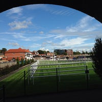 Photo taken at Chester Racecourse by Rob E. on 8/13/2013