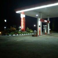 Photo taken at SPBU Pertamina by arsenalia windu s. on 12/22/2011