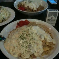 Photo taken at Cafe Mels by cheki on 4/6/2011